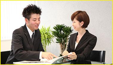 従業員様の婚活を全力でサポートいたします。