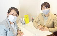 静岡県浜松市でPARTY☆PARTY浜松ラウンジの新型コロナウイルス感染症予防対策マスク着用