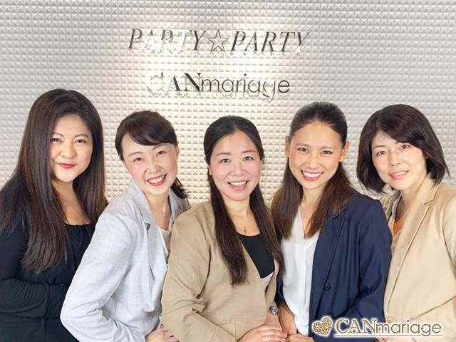 浜松で大人気の婚活パーティーPARTY☆PARTY浜松ラウンジをご紹介!