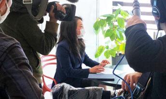 中京テレビ『キャッチ!』よりリモート婚活の取材をお受けしました♪♪