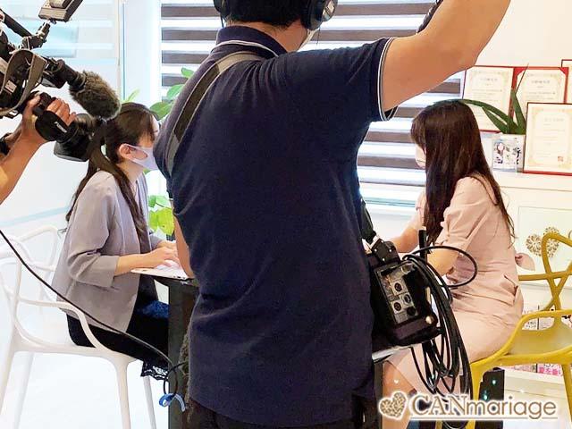 NHK 金とく『#だから婚活中』で放送されました!※2021年9月24日放送